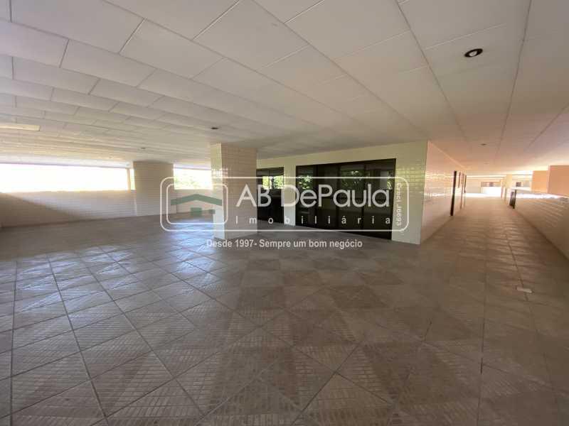 SALÃO DE FESTAS - VILA VALQUEIRE - Excelente Apartamento com 86m², JUNTINHO A PRAÇA SAIQUI - ABAP20597 - 24