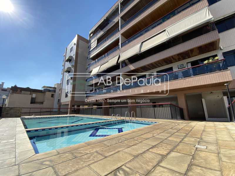 CONDOMÍNIO - VILA VALQUEIRE - Excelente Apartamento com 86m², JUNTINHO A PRAÇA SAIQUI - ABAP20597 - 1