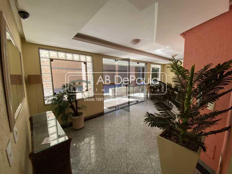 PORTARIA DO BLOCO - VILA VALQUEIRE - Excelente Apartamento com 86m², JUNTINHO A PRAÇA SAIQUI - ABAP20597 - 28