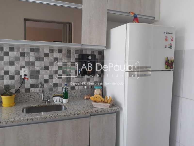 WhatsApp Image 2021-08-10 at 1 - Vendo Lindo Apartamento 2 quartos 220mil - ABAP20603 - 8