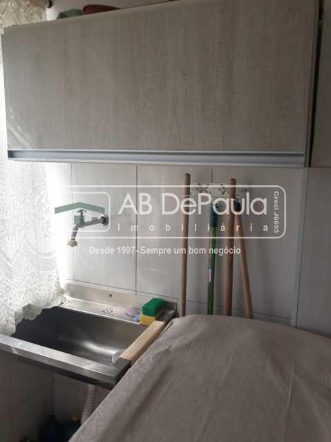 WhatsApp Image 2021-08-10 at 1 - Vendo Lindo Apartamento 2 quartos 220mil - ABAP20603 - 10