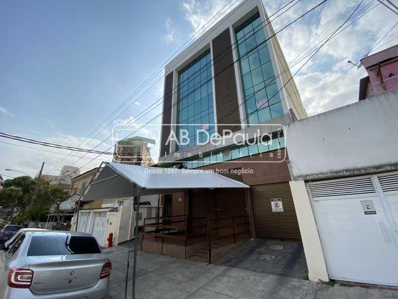 FACHADA - VENDE OU ALUGA EM VILA VALQUEIRE SALA COMERCIAL 26m² - ABSL00014 - 8
