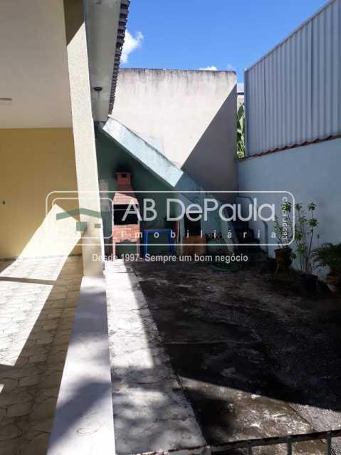 IMG-20210915-WA0042 - Junto a Rua Limites, Ótima Casa espaçosa, 3QTs, Varandão, Terraço e Quintal - ABCA30155 - 14
