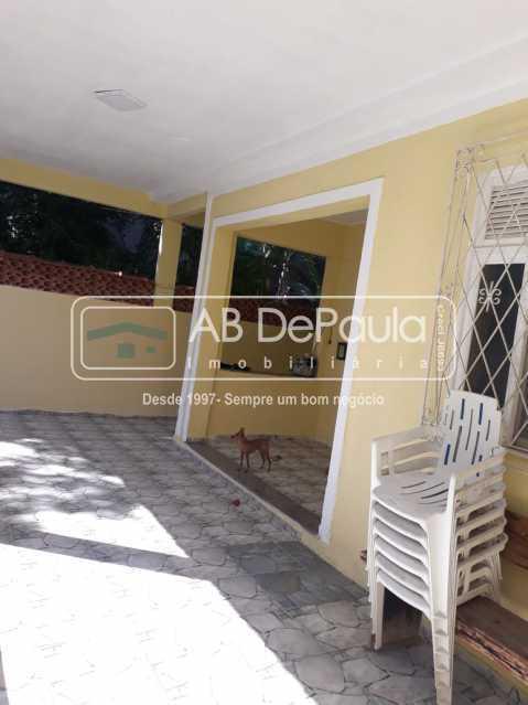 IMG-20210915-WA0053 - Junto a Rua Limites, Ótima Casa espaçosa, 3QTs, Varandão, Terraço e Quintal - ABCA30155 - 9