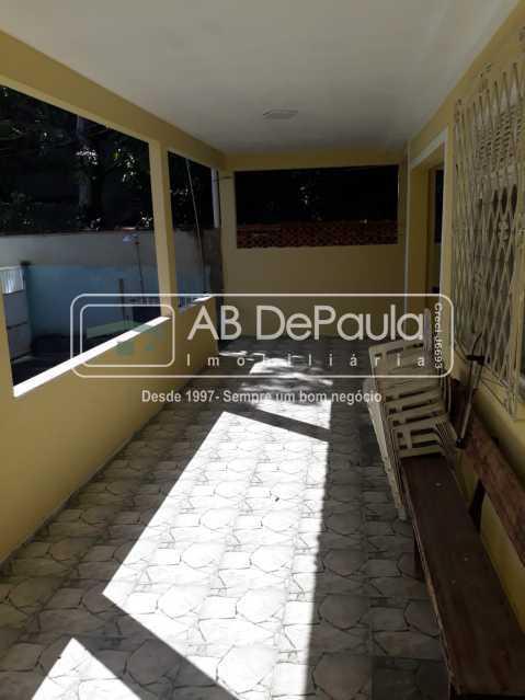 IMG-20210915-WA0054 - Junto a Rua Limites, Ótima Casa espaçosa, 3QTs, Varandão, Terraço e Quintal - ABCA30155 - 4