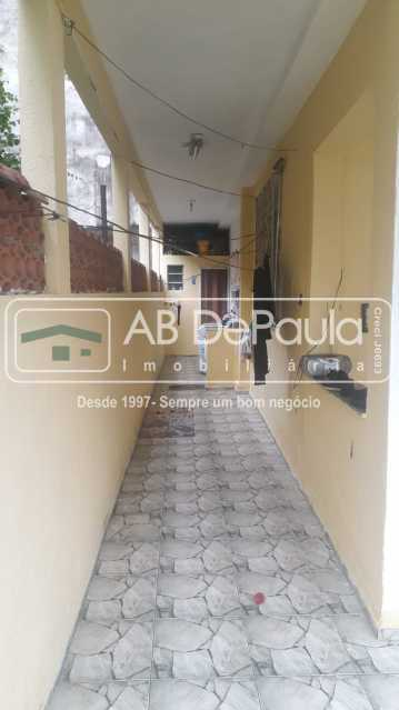 IMG-20210915-WA0062 - Junto a Rua Limites, Ótima Casa espaçosa, 3QTs, Varandão, Terraço e Quintal - ABCA30155 - 10