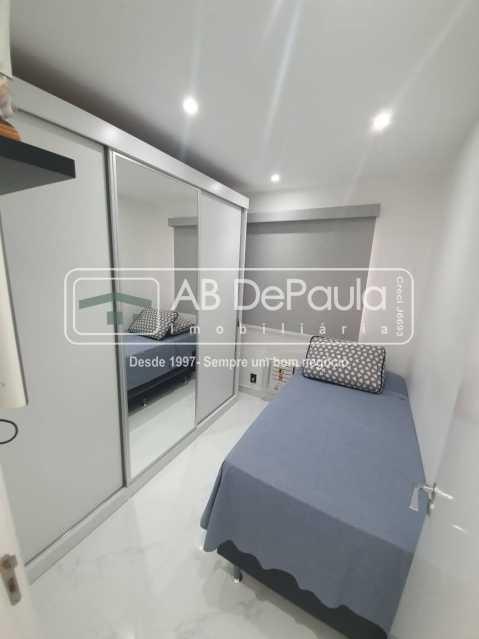 IMG-20210920-WA0027 - VILA VALQUEIRE - Linda Cobertura 4 Dormitórios 160m2, sendo Duas suítes. Porteira Fechada - ABCO40007 - 13