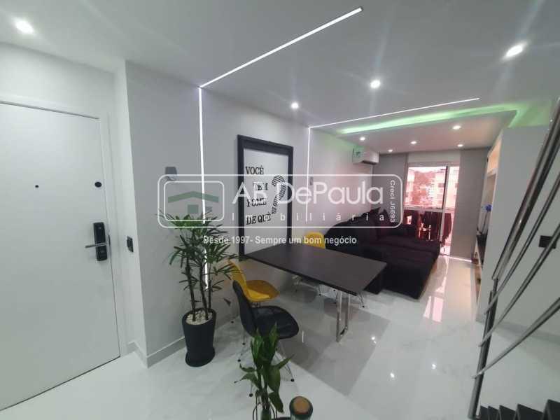 IMG-20210920-WA0035 - VILA VALQUEIRE - Linda Cobertura 4 Dormitórios 160m2, sendo Duas suítes. Porteira Fechada - ABCO40007 - 6