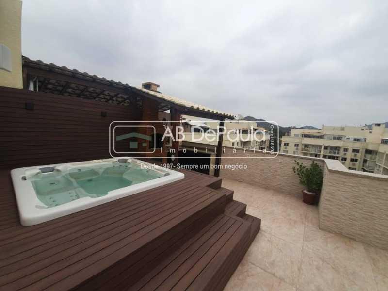 IMG-20210920-WA0036 - VILA VALQUEIRE - Linda Cobertura 4 Dormitórios 160m2, sendo Duas suítes. Porteira Fechada - ABCO40007 - 4