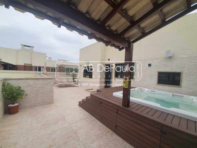 IMG-20210920-WA0041 - VILA VALQUEIRE - Linda Cobertura 4 Dormitórios 160m2, sendo Duas suítes. Porteira Fechada - ABCO40007 - 1