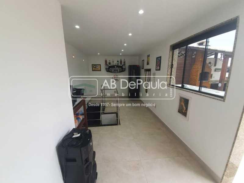 IMG-20210920-WA0045 - VILA VALQUEIRE - Linda Cobertura 4 Dormitórios 160m2, sendo Duas suítes. Porteira Fechada - ABCO40007 - 22