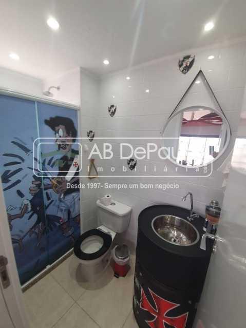 IMG-20210921-WA0058 - VILA VALQUEIRE - Linda Cobertura 4 Dormitórios 160m2, sendo Duas suítes. Porteira Fechada - ABCO40007 - 24