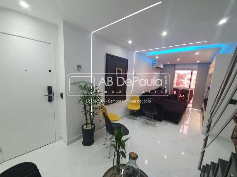 IMG-20210920-WA0038 - VILA VALQUEIRE - Linda Cobertura 4 Dormitórios 160m2, sendo Duas suítes. Porteira Fechada - ABCO40007 - 19