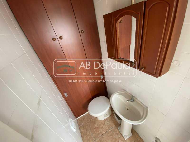 BANHEIRO ÁREA DE SERVIÇO - Apartamento 2 quartos à venda Rio de Janeiro,RJ - R$ 273.400 - SA20197 - 10