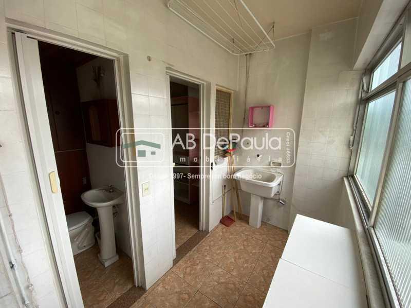 ÁREA DE SERVIÇO - Apartamento 2 quartos à venda Rio de Janeiro,RJ - R$ 273.400 - SA20197 - 9