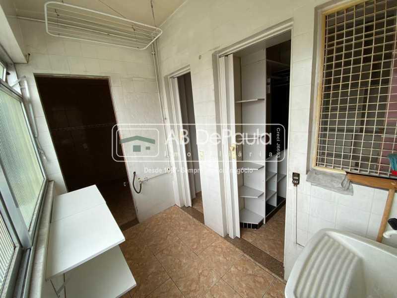 ÁREA DE SERVIÇO - Apartamento 2 quartos à venda Rio de Janeiro,RJ - R$ 273.400 - SA20197 - 12