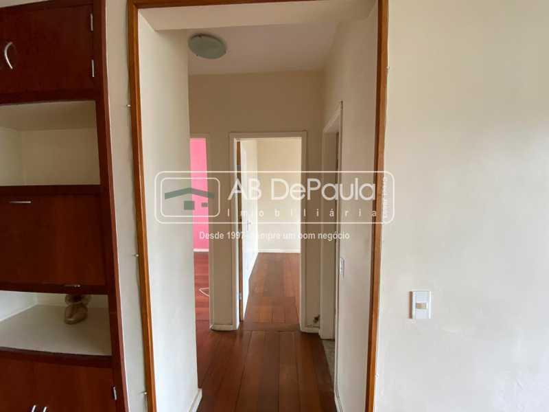 CORREDOR ACESSO AOS QUARTOS - Apartamento 2 quartos à venda Rio de Janeiro,RJ - R$ 273.400 - SA20197 - 13