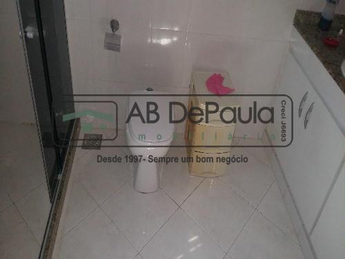 BANHEIRO SOCIAL - JARDIM SULACAP - PARA PESSOAS DE BOM GOSTO. Excelente Casa Duplex - SR50016 - 24
