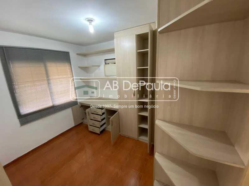 QUARTO 1. - Apartamento 2 quartos para venda e aluguel Rio de Janeiro,RJ - R$ 240.000 - ABAP20025 - 8