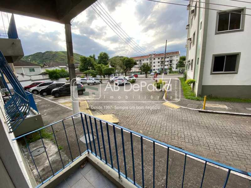 VARANDA. - Apartamento 2 quartos para venda e aluguel Rio de Janeiro,RJ - R$ 240.000 - ABAP20025 - 12