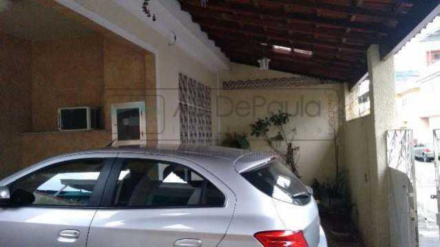 435612010017725 - Casa 2 quartos à venda Rio de Janeiro,RJ - R$ 375.000 - ABCA20032 - 4