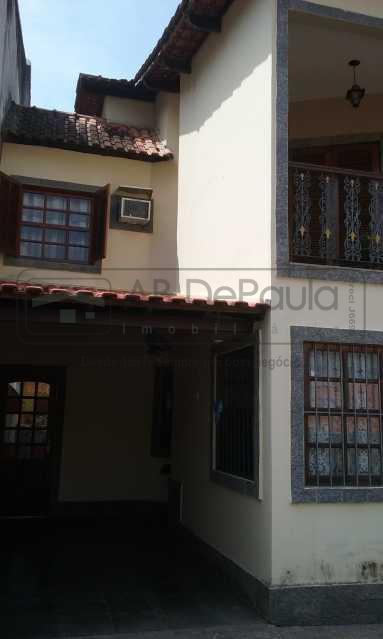 1 - Casa Rio de Janeiro, Taquara, RJ À Venda, 4 Quartos, 189m² - ABCA40003 - 3