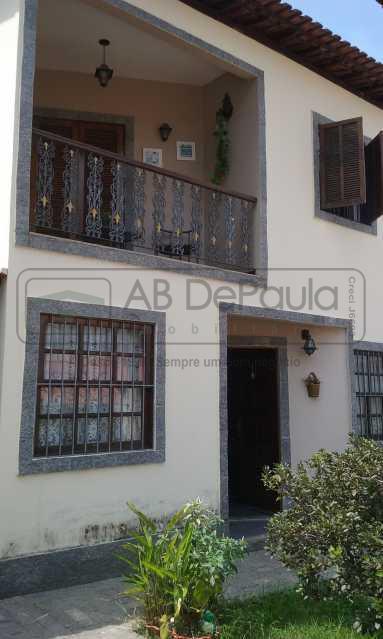 2 - Casa Rio de Janeiro, Taquara, RJ À Venda, 4 Quartos, 189m² - ABCA40003 - 1