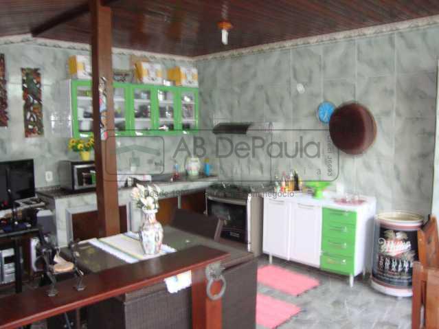 DSC00118 - Casa em Condomínio à venda Estrada do Cafundá,Rio de Janeiro,RJ - R$ 920.000 - ABCN40002 - 21