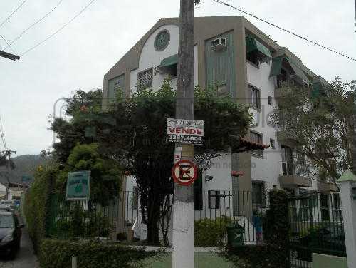 FACHADA - Apartamento para ALUGAR no condomínio SOLAR SUL - SULACAP - SA20299 - 8