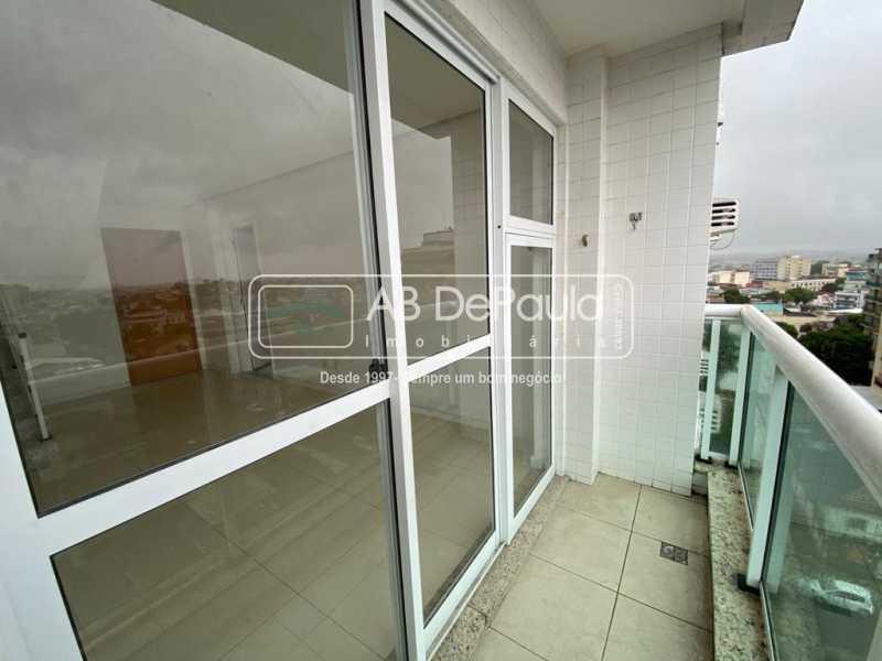 VARANDA - VILA VALQUEIRE - Linda Cobertura Duplex. Composta de 3 Quartos, sendo 2 suítes - ABCO30001 - 4