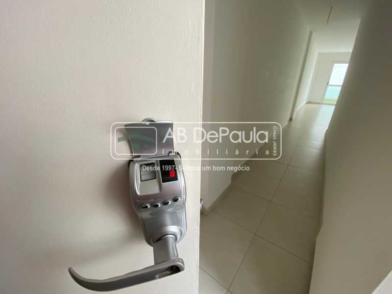FECHADURA DIGITAL - SULACAP - Condomínio Mayal. LINDO APTO 3 QTOS (Suíte). - ABAP30029 - 23