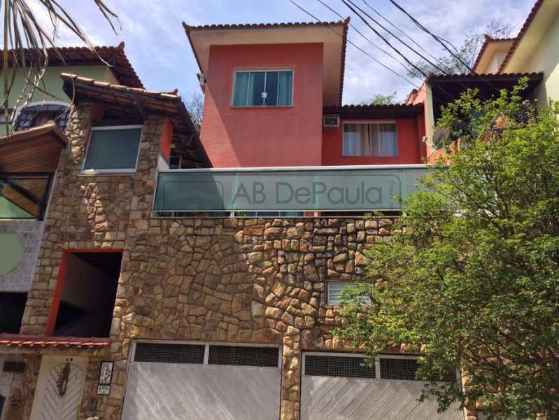 unnamed 22 - Casa 4 quartos à venda Rio de Janeiro,RJ - R$ 1.100.000 - ABCA40012 - 3