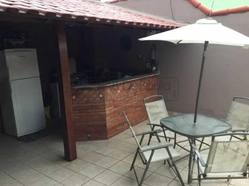 fotod - Casa À Venda - Rio de Janeiro - RJ - Taquara - ABCA30038 - 5