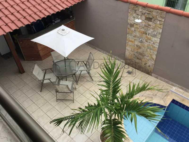 fotoe - Casa À Venda - Rio de Janeiro - RJ - Taquara - ABCA30038 - 1