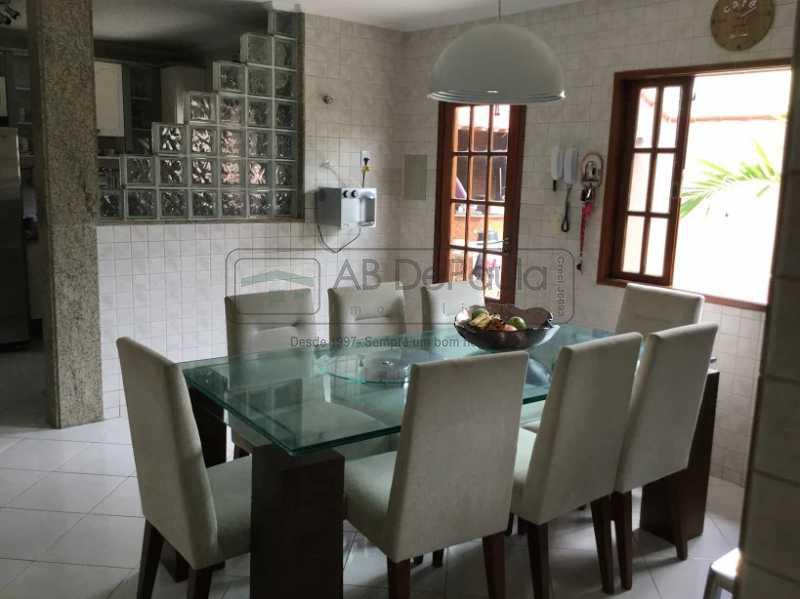 fotor - Casa À Venda - Rio de Janeiro - RJ - Taquara - ABCA30038 - 16