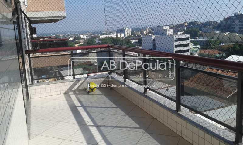 IMG-20200128-WA0068 - Vila Valqueire - Excelente Apartamento no Condomínio Bosque das Azaleias - ABAP20132 - 1