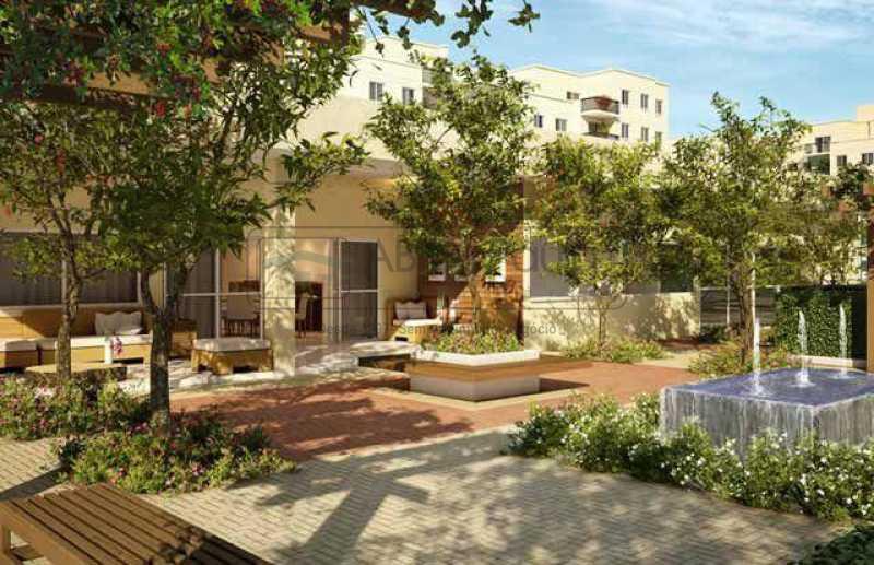 FLORIS 7 - Apartamento Estrada de Camorim,Rio de Janeiro,Jacarepaguá,RJ À Venda,4 Quartos,88m² - ABAP40003 - 22