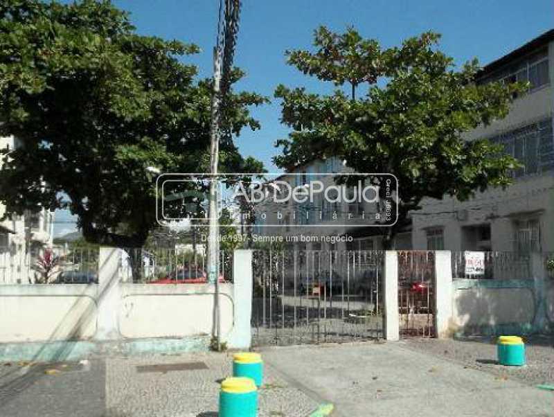 vista frontal - MARECHAL HERMES - Excelente apartamento, juntinho a Praça de Marechal Hermes (HOSPITAL CARLOS CHAGAS) - SA20331 - 1