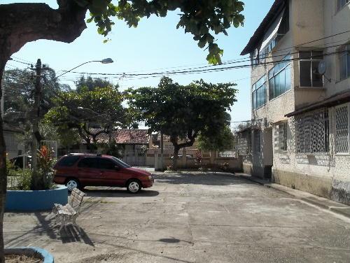 AREA INTERNA CONDOMINIO - MARECHAL HERMES - Excelente apartamento, juntinho a Praça de Marechal Hermes (HOSPITAL CARLOS CHAGAS) - SA20331 - 23