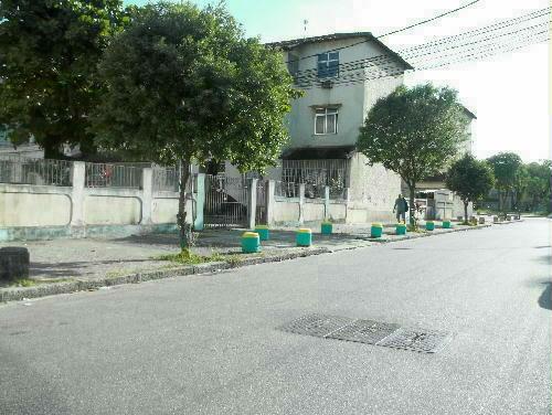VISTA FRENTE CONDOMINIO - MARECHAL HERMES - Excelente apartamento, juntinho a Praça de Marechal Hermes (HOSPITAL CARLOS CHAGAS) - SA20331 - 26