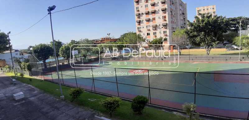 AREA COMUM - Apartamento PRP - Condominio Residencial Piraquara, Rio de Janeiro, Realengo, RJ À Venda, 2 Quartos, 55m² - ABAP20197 - 1