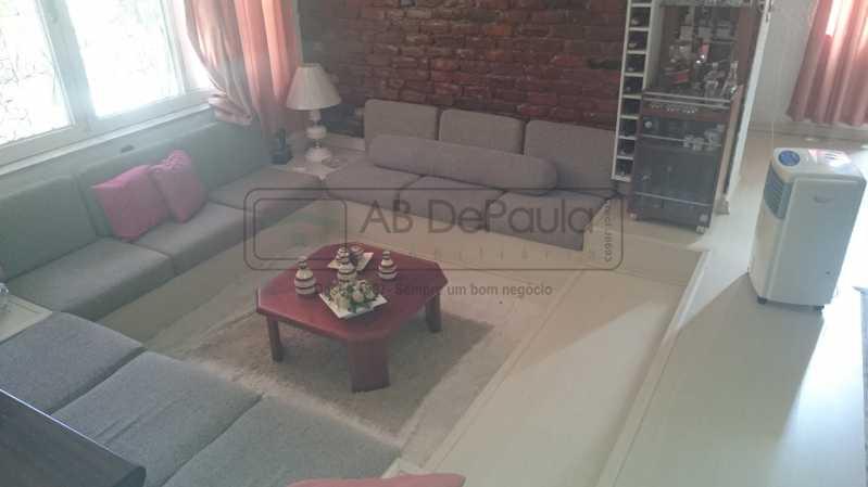 DSC_0008 - Casa Taquara 3 Quartos, AMPLO QUINTA COM PISCINA - ABCA30059 - 4