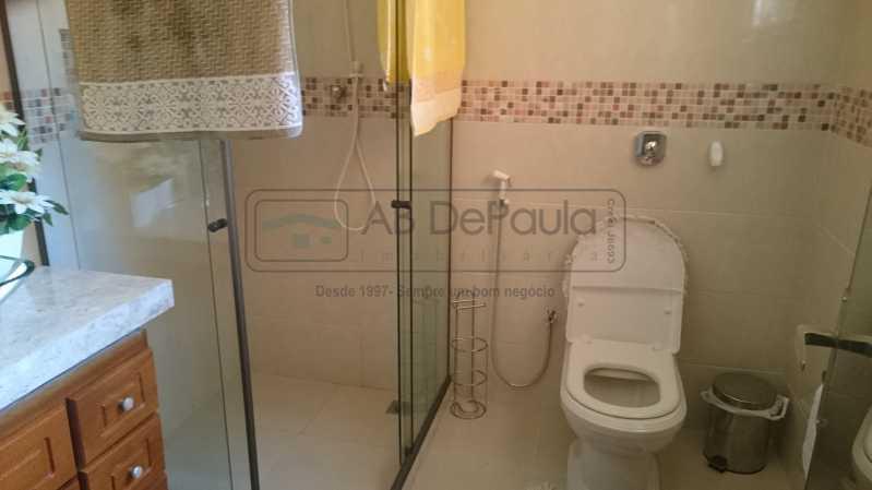 DSC_0016 - Casa Taquara 3 Quartos, AMPLO QUINTA COM PISCINA - ABCA30059 - 10