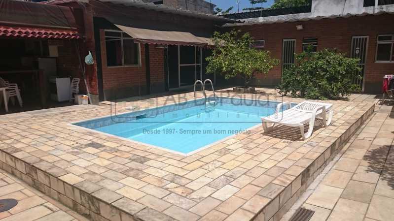 DSC_0020 - Casa Taquara 3 Quartos, AMPLO QUINTA COM PISCINA - ABCA30059 - 1