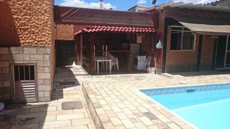 DSC_0021 - Casa Taquara 3 Quartos, AMPLO QUINTA COM PISCINA - ABCA30059 - 3