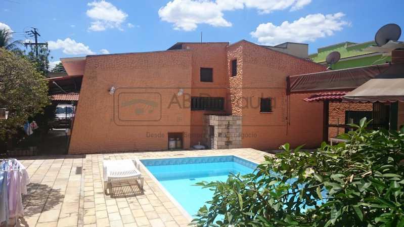 DSC_0027 - Casa Taquara 3 Quartos, AMPLO QUINTA COM PISCINA - ABCA30059 - 16