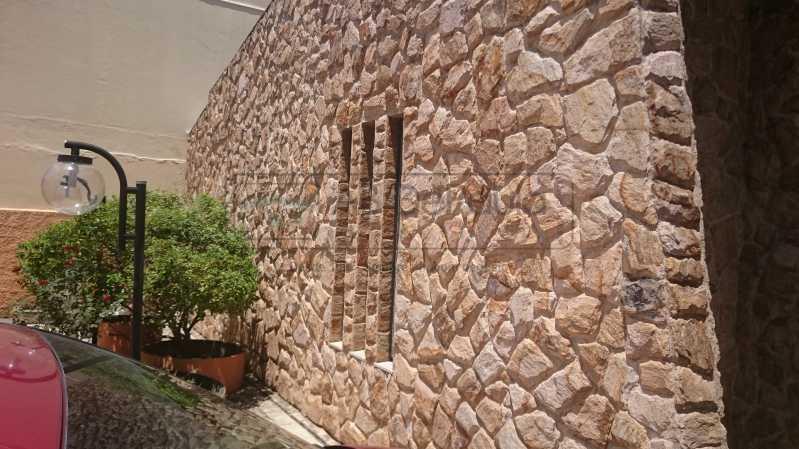 DSC_0028 - Casa Taquara 3 Quartos, AMPLO QUINTA COM PISCINA - ABCA30059 - 15