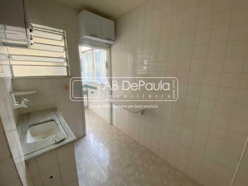 COZINHA 4. - Apartamento Rio de Janeiro, Jardim Sulacap, RJ Para Alugar, 2 Quartos, 58m² - ABAP20201 - 15