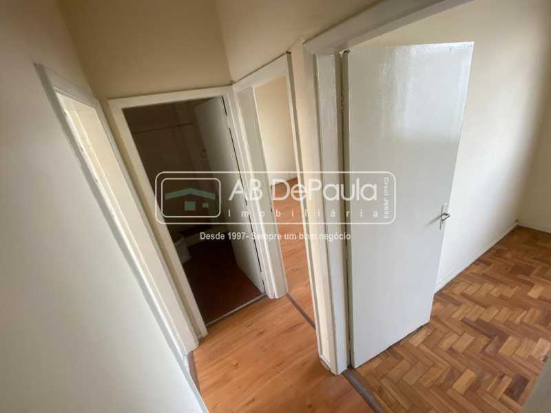 CORREDOR. - Apartamento Rio de Janeiro, Jardim Sulacap, RJ Para Alugar, 2 Quartos, 58m² - ABAP20201 - 9