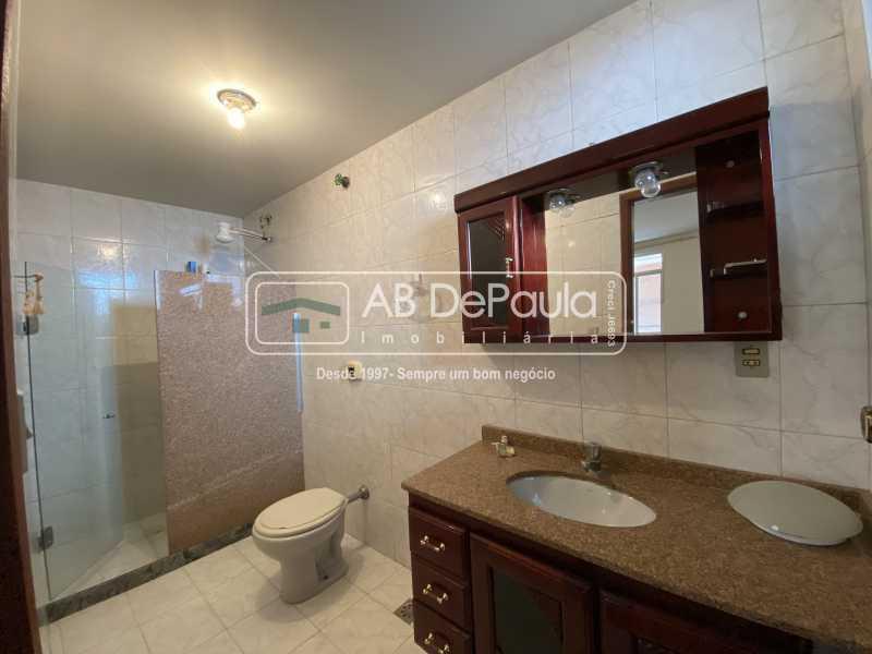 BANHEIRO SUÍTE - Casa 2 quartos para alugar Rio de Janeiro,RJ - R$ 1.500 - ABCA20048 - 19